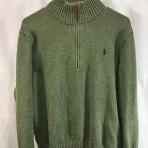 Polo Ralph Lauren Sweater 100% Cotton Pullover